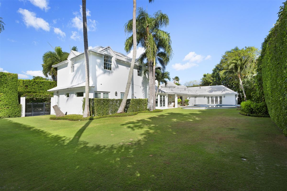 Luxury real estate recently renovated modern bermuda style