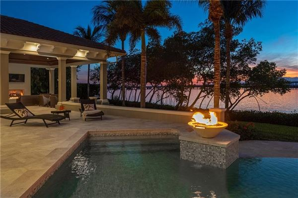 completely renovated estate in sought after enclave luxury real estate