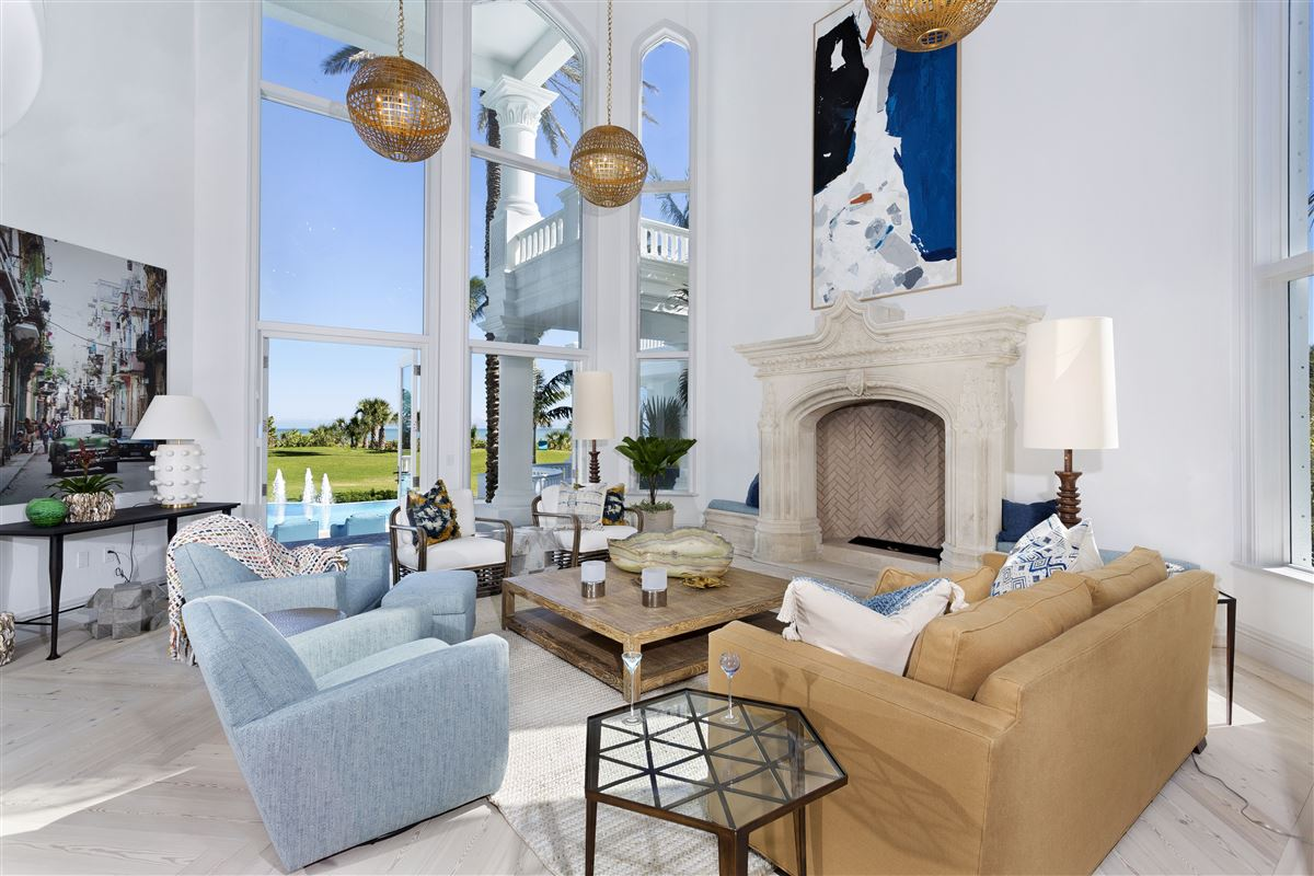 majestic jewel in an oceanfront dreamscape luxury real estate