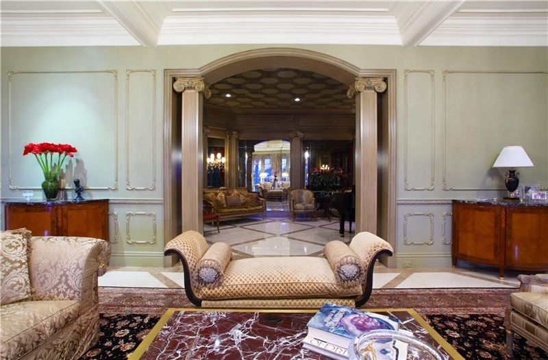 Luxury real estate over ten thousand square feet of luxury