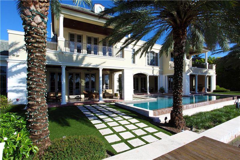 Luxury properties over ten thousand square feet of luxury