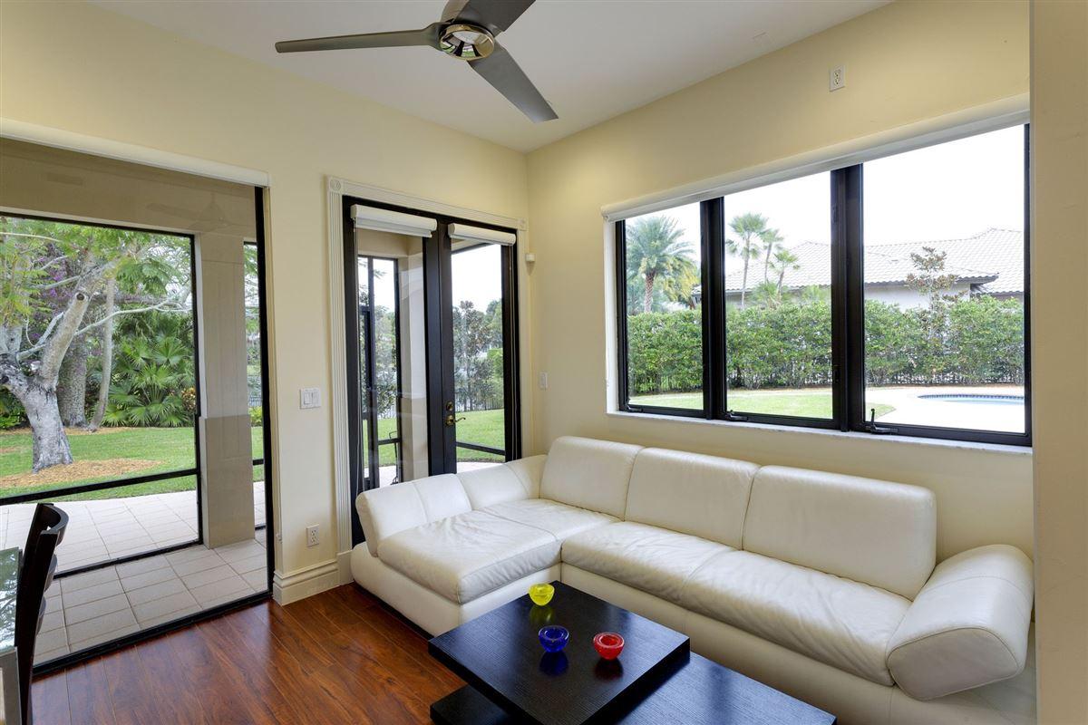 Luxury properties Custom lakefront estate in the heart of Hawks Landing