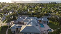 Mansions in Custom lakefront estate in the heart of Hawks Landing
