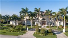 Luxury homes in impressive oceanview estate on double lot