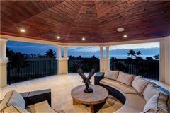 Luxury real estate impressive oceanview estate on double lot