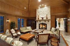 Luxury properties  Palm Beach-inspired Georgian Intracoastal Estate