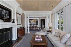 Mansions  Palm Beach-inspired Georgian Intracoastal Estate