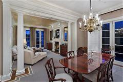 Luxury homes in  Palm Beach-inspired Georgian Intracoastal Estate