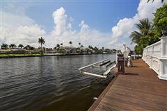 Palm Beach-inspired Georgian Intracoastal Estate  luxury real estate