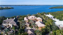 sophisticated riverfront estate mansions