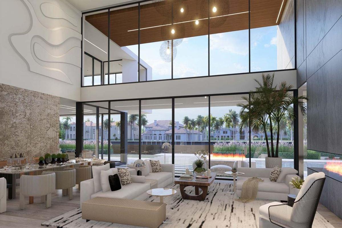 Luxury homes Tour De Force Architectural Intracoastal estate