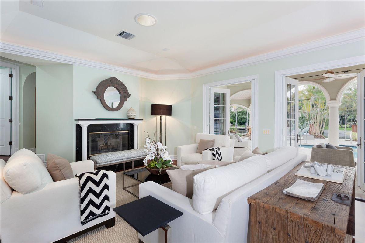 elegant mediterranean-inspired estate luxury homes
