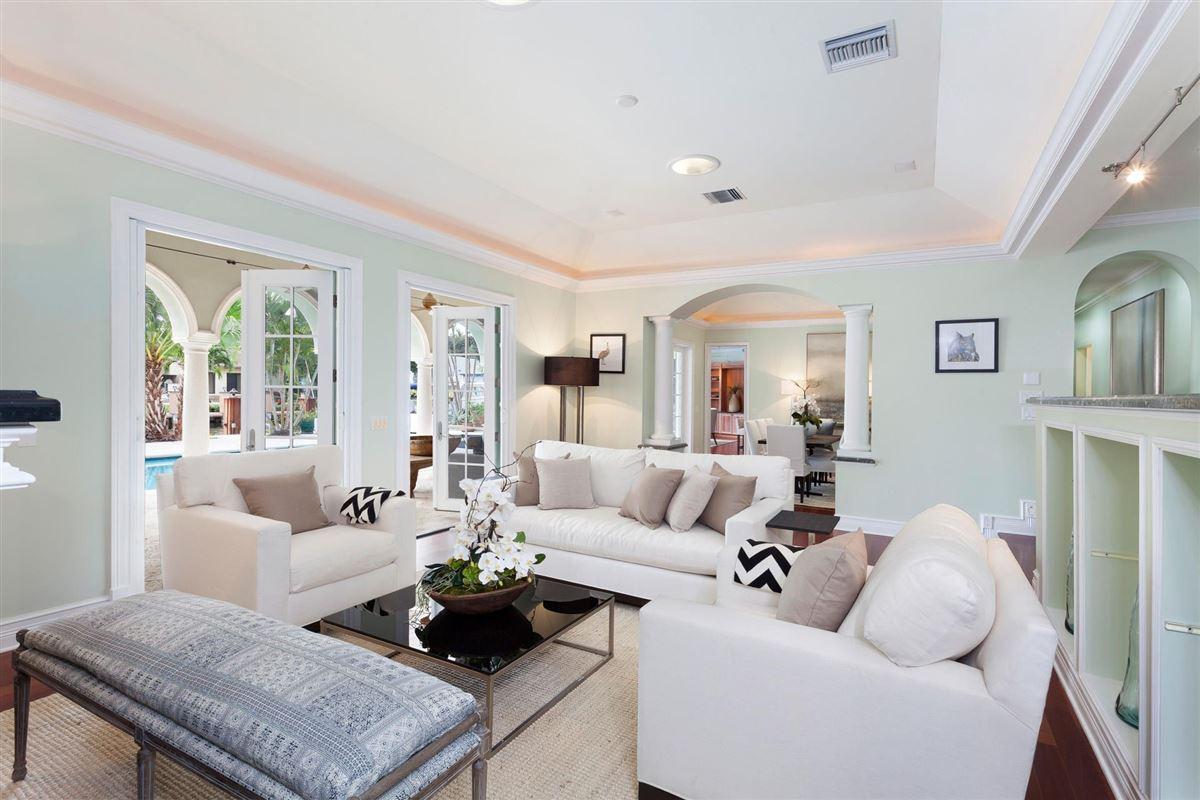 Luxury real estate elegant mediterranean-inspired estate