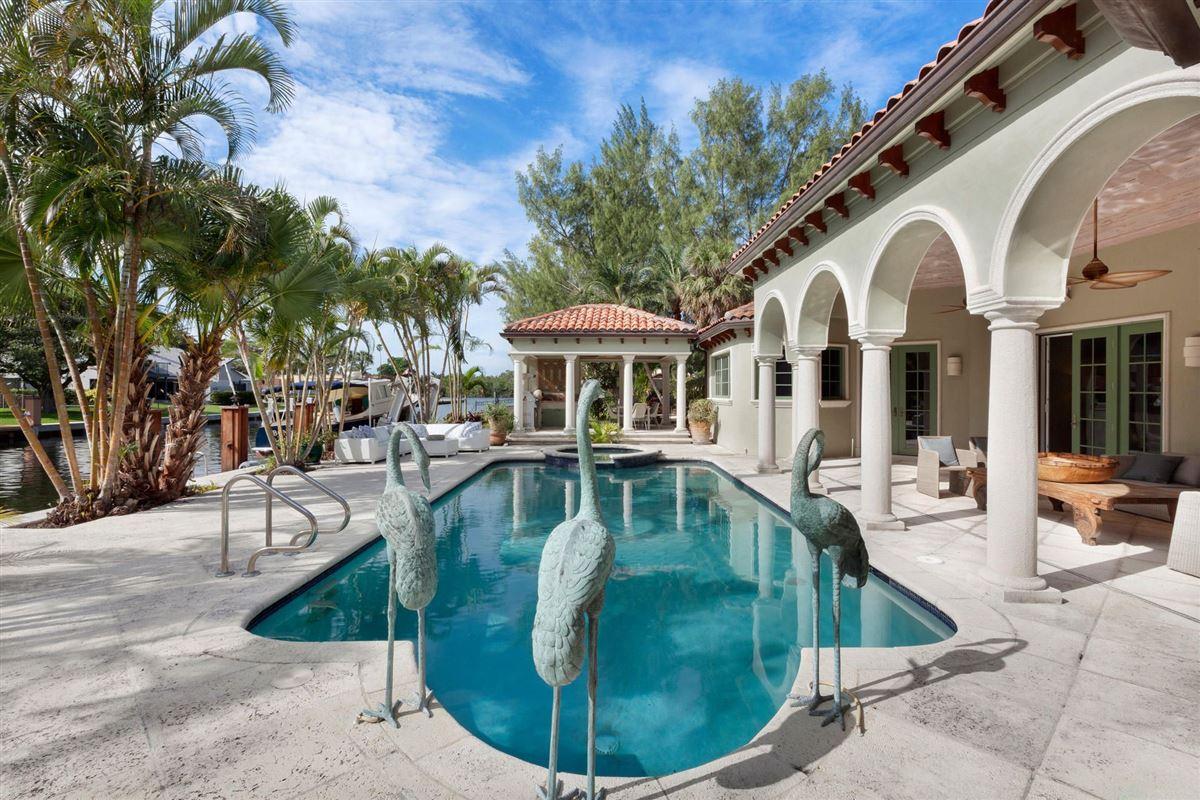 elegant mediterranean-inspired estate luxury properties