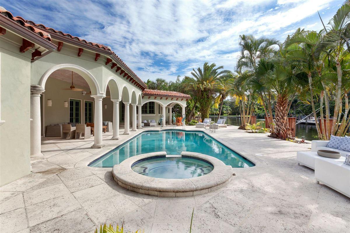 elegant mediterranean-inspired estate mansions