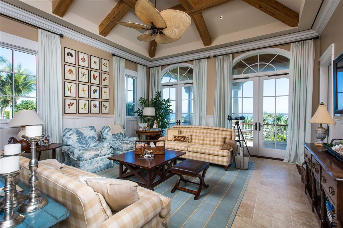 Luxury homes A private world within a resort paradise