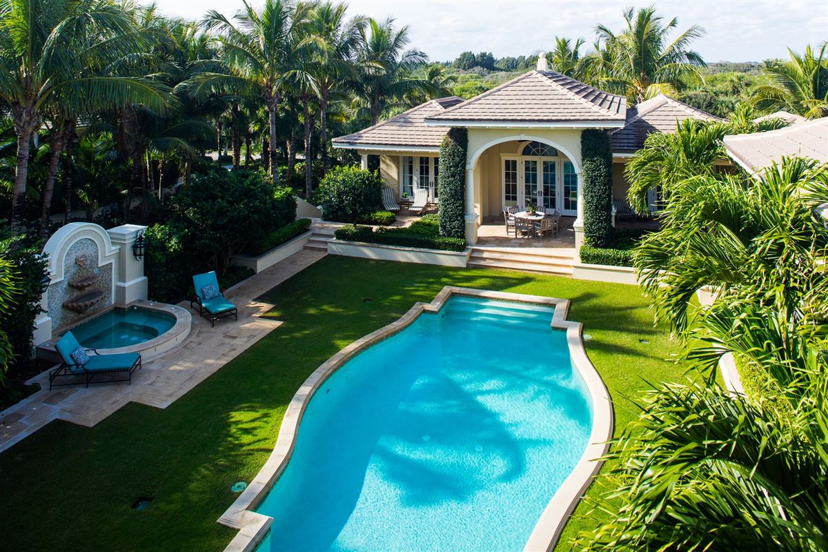 A private world within a resort paradise luxury real estate