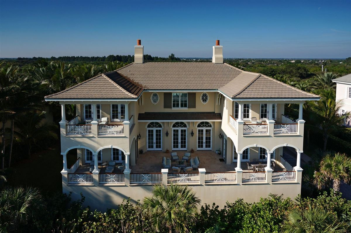 Luxury real estate A private world within a resort paradise