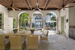 extraordinary 1922 Mediterranean style oceanfront home mansions