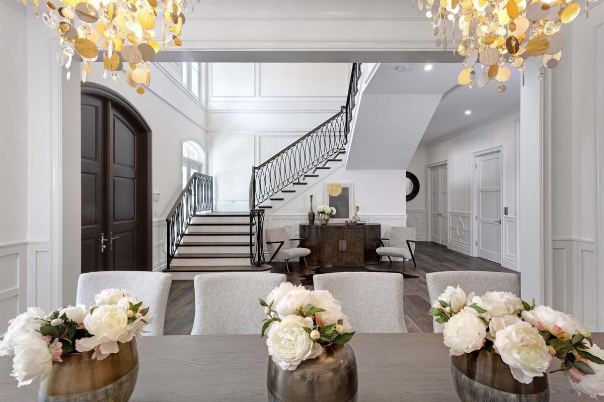 superlative in every detail luxury homes