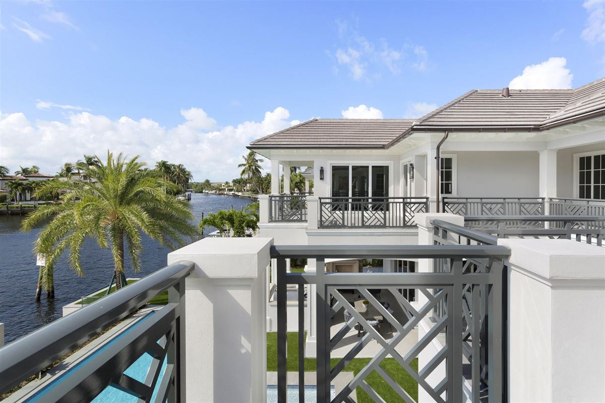 new Royal Palm Grand Canal estate mansions