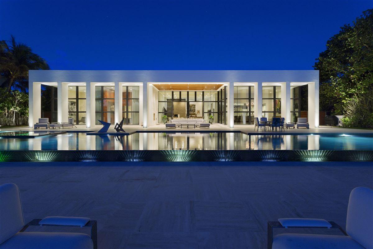 Museum modern Ocean to Intracoastal estate luxury properties