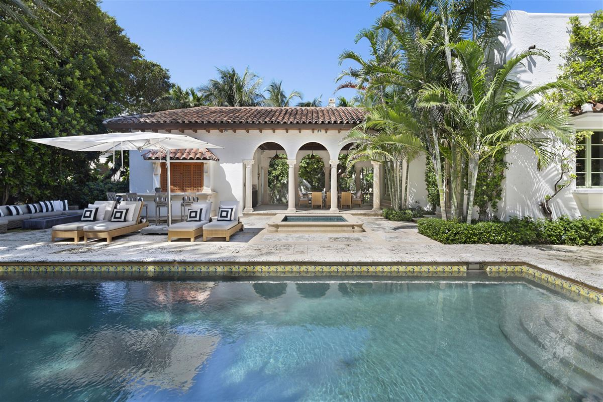 Luxury homes an extraordinary 1922 Mediterranean style oceanfront home