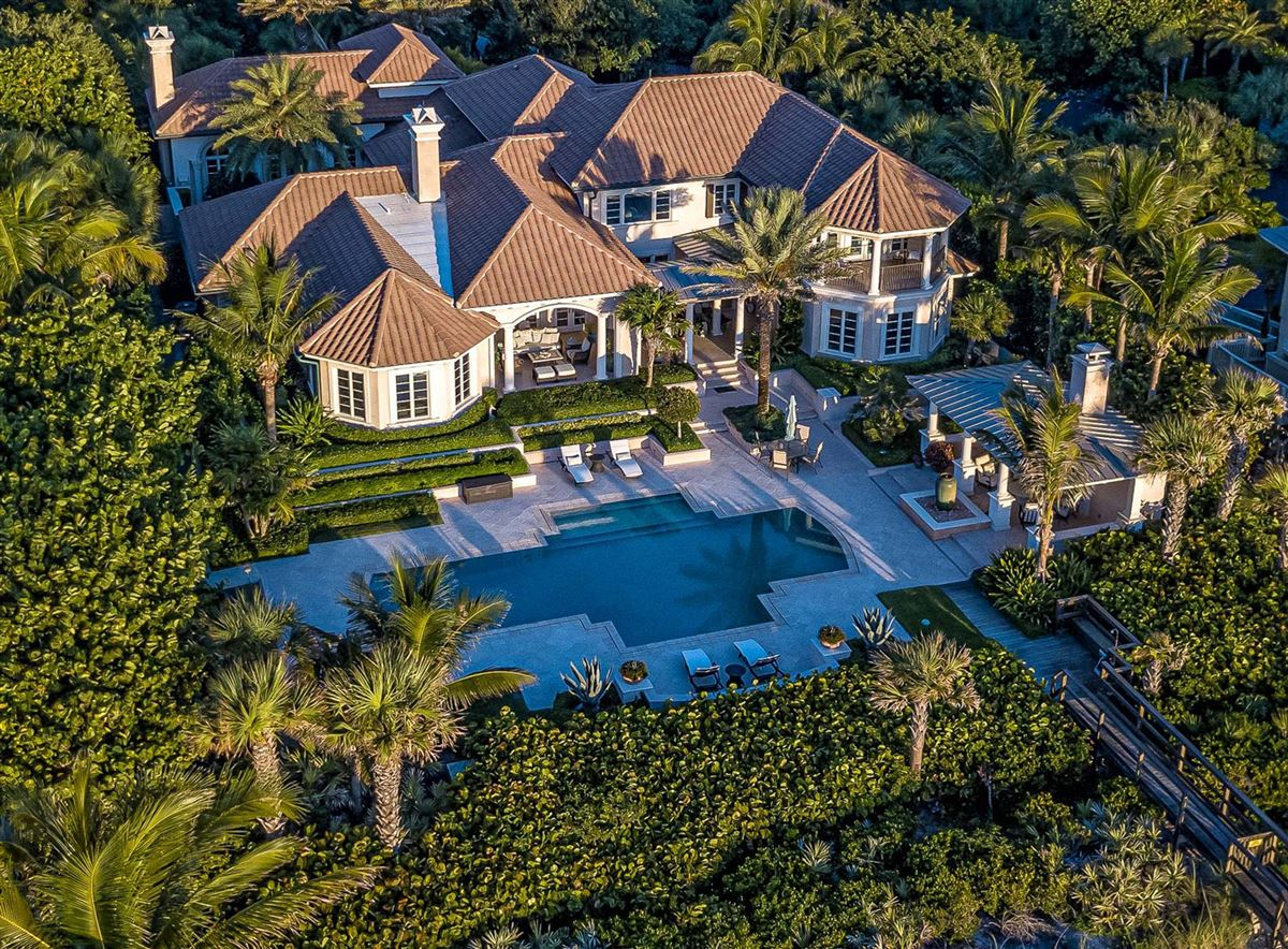 magnificent estate in ocean pearl luxury homes