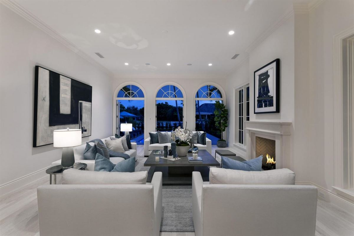 Luxury homes Brand New Two-story Sanctuary Deepwater Estate
