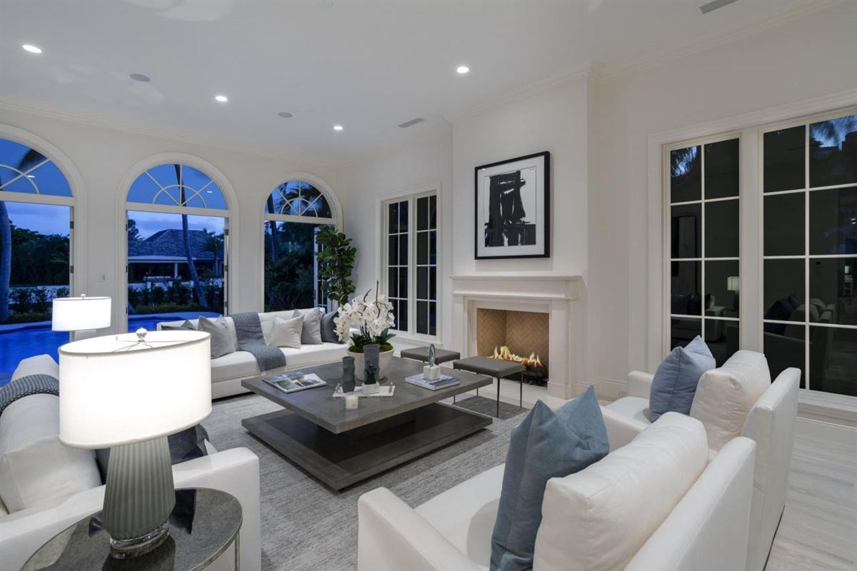 Luxury real estate Brand New Two-story Sanctuary Deepwater Estate