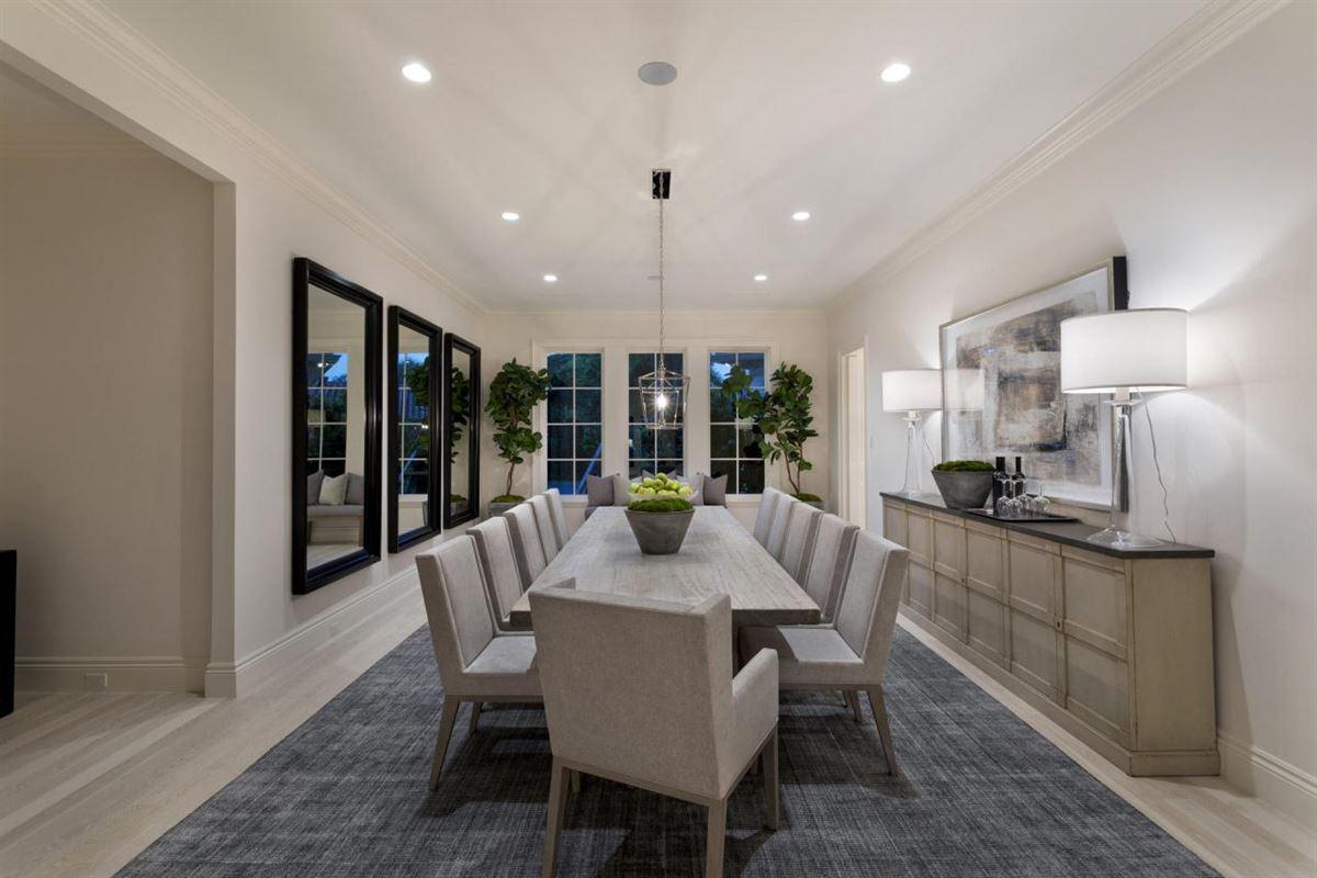 Luxury properties Brand New Two-story Sanctuary Deepwater Estate