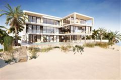 An oceanfront estate in highland beach mansions