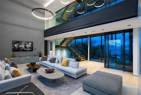 Luxury properties An oceanfront estate in highland beach