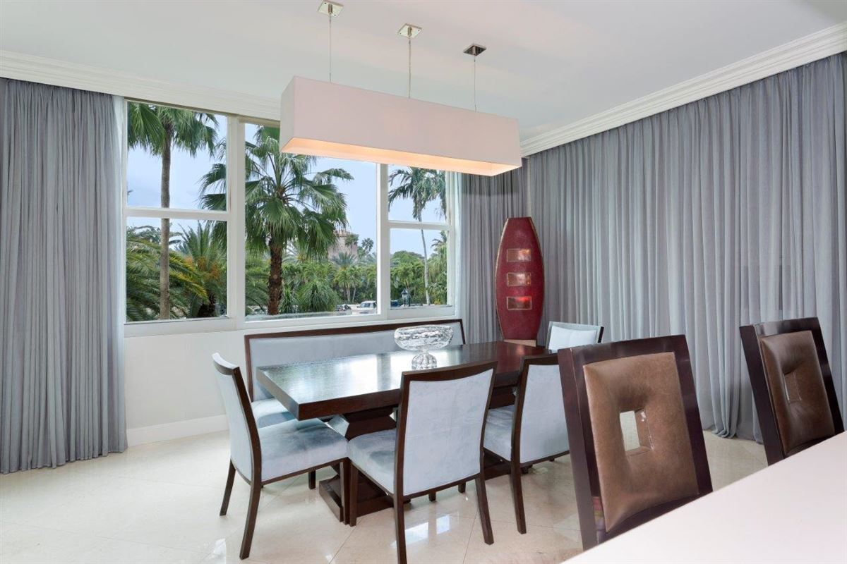 Luxury homes in spacious three bedroom AT MIZNER GRAND