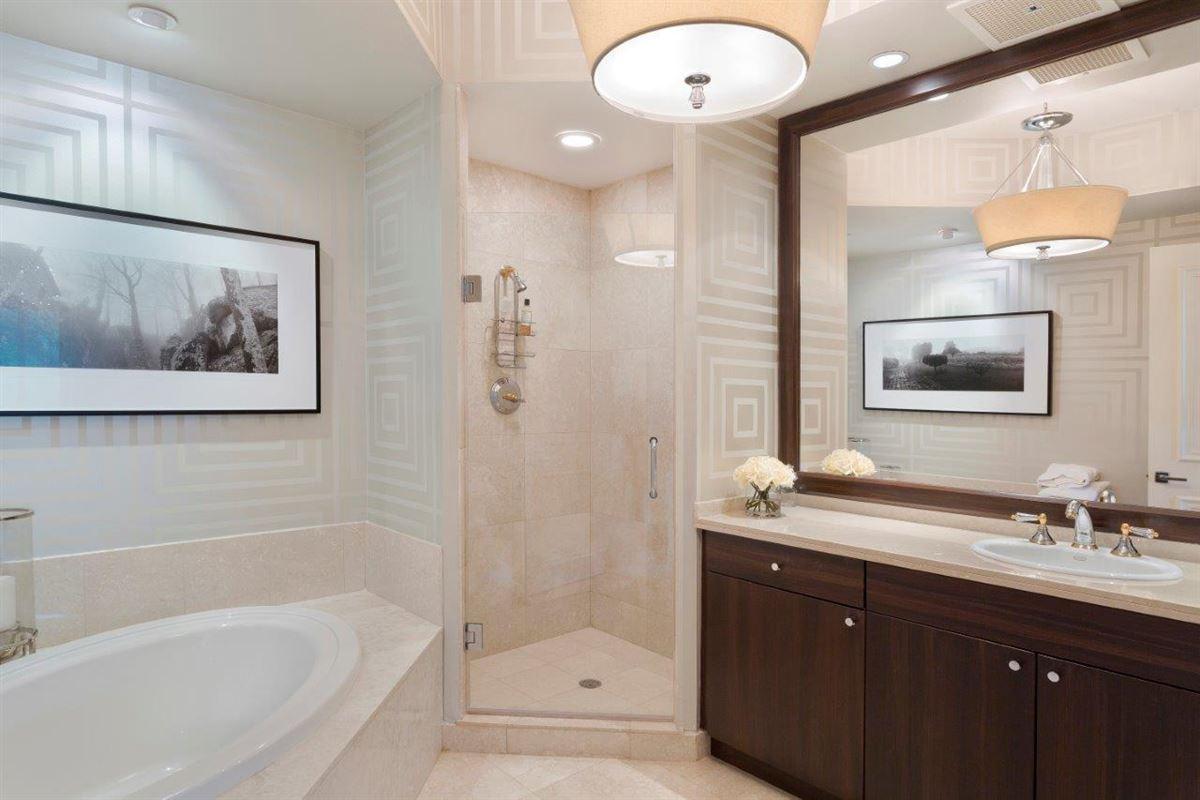 spacious three bedroom AT MIZNER GRAND luxury homes