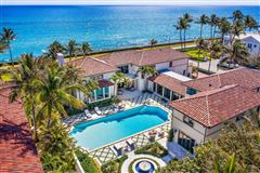 Estate Section Oceanfront with Beach Access mansions