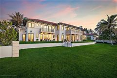 Mansions in Estate Section Oceanfront with Beach Access