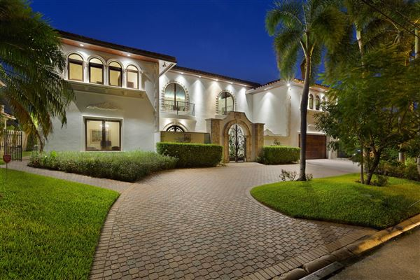 Impressive Estate Home. US $3,995,000 In Fort Lauderdale ...