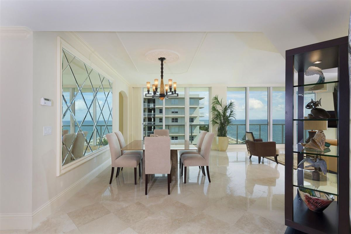Spectacular wraparound corner unit luxury real estate
