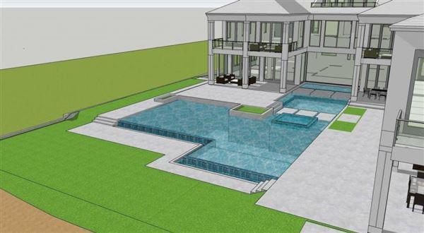 new oceanfront contemporary custom home luxury properties