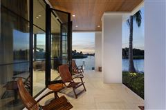 Museum modern Ocean to Intracoastal estate mansions