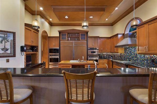 Luxury properties custom-built showplace