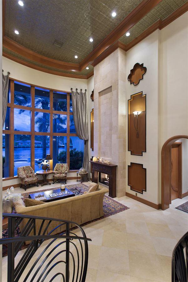 custom-built showplace mansions