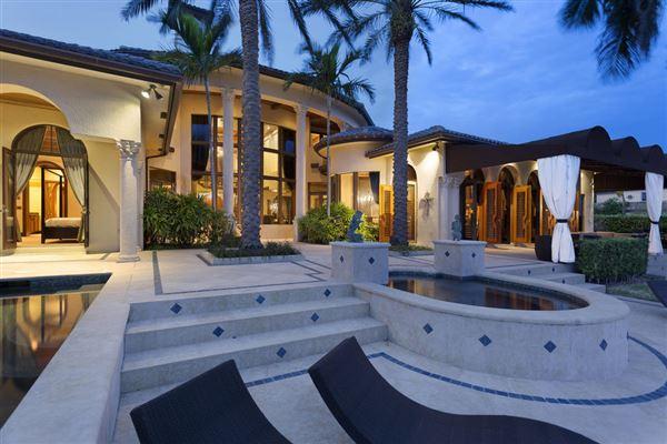 custom-built showplace luxury properties
