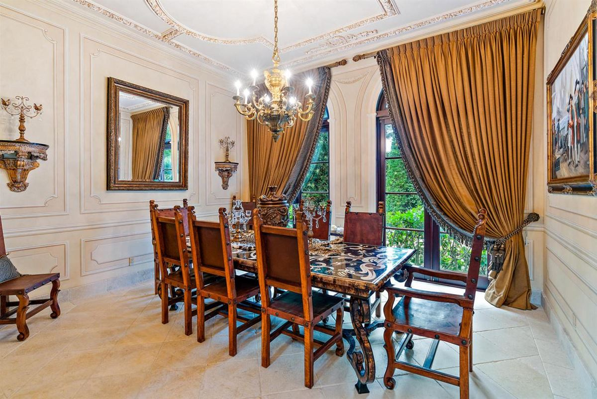 Luxury properties European villa on almost a half-acre
