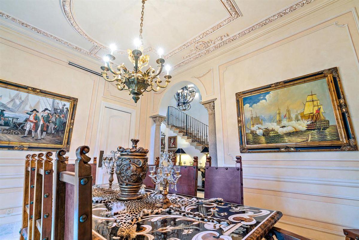 European villa on almost a half-acre luxury properties