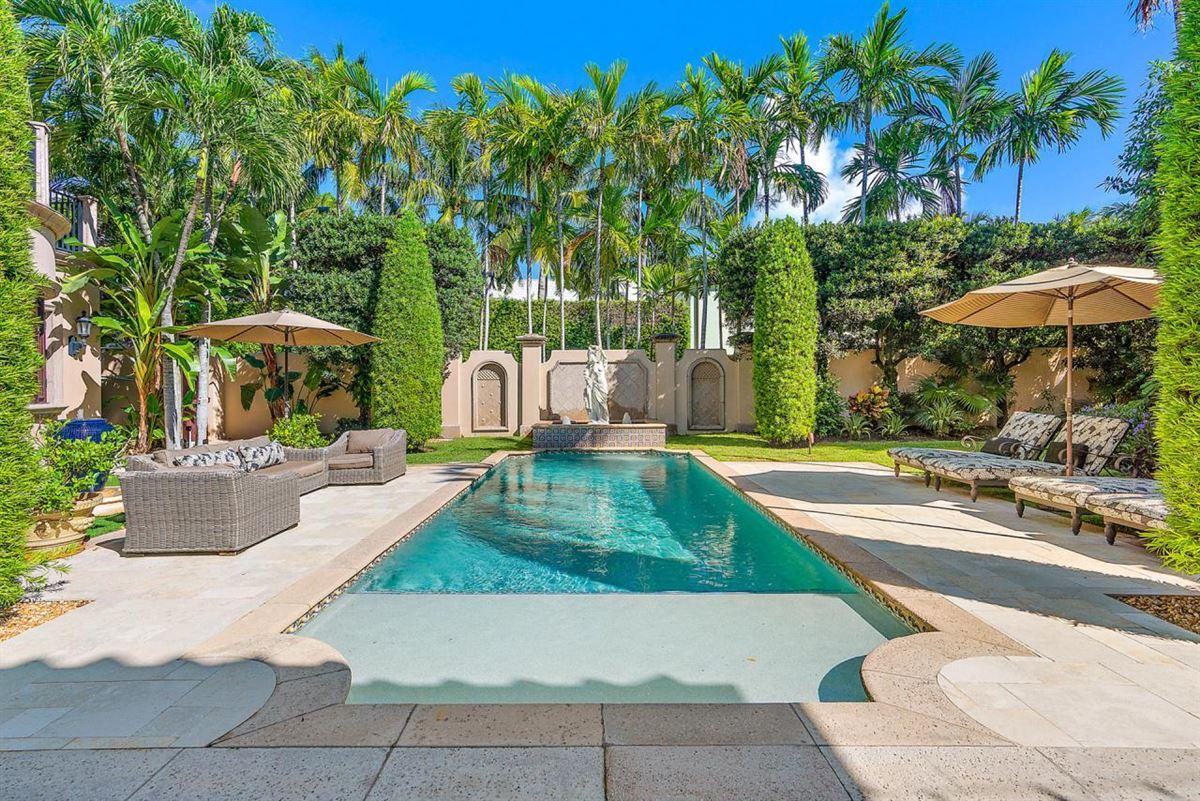 European villa on almost a half-acre luxury homes