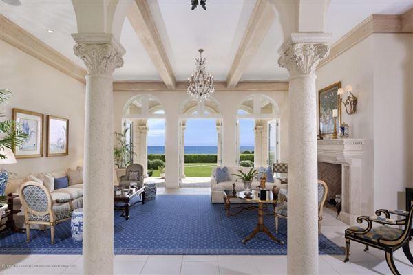 Mansions Modern Seaside Mediterranean