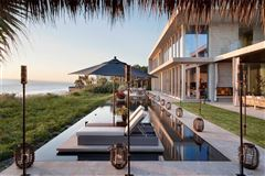 Luxury real estate One-of-a-Kind Oceanfront Paradise