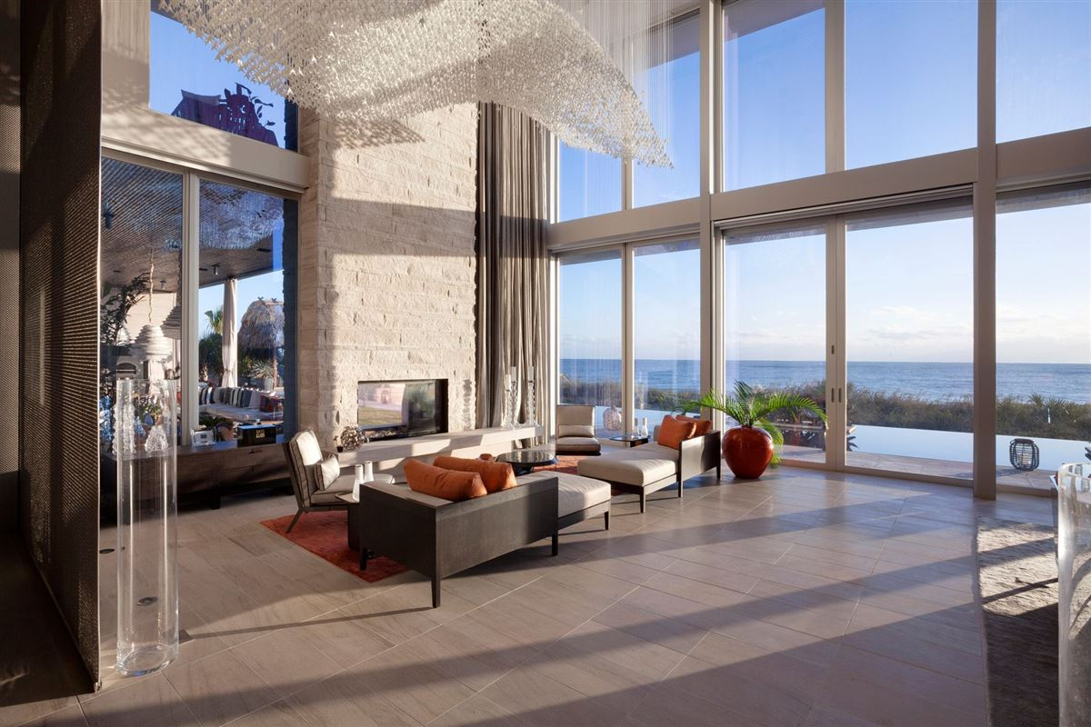 Luxury homes One-of-a-Kind Oceanfront Paradise